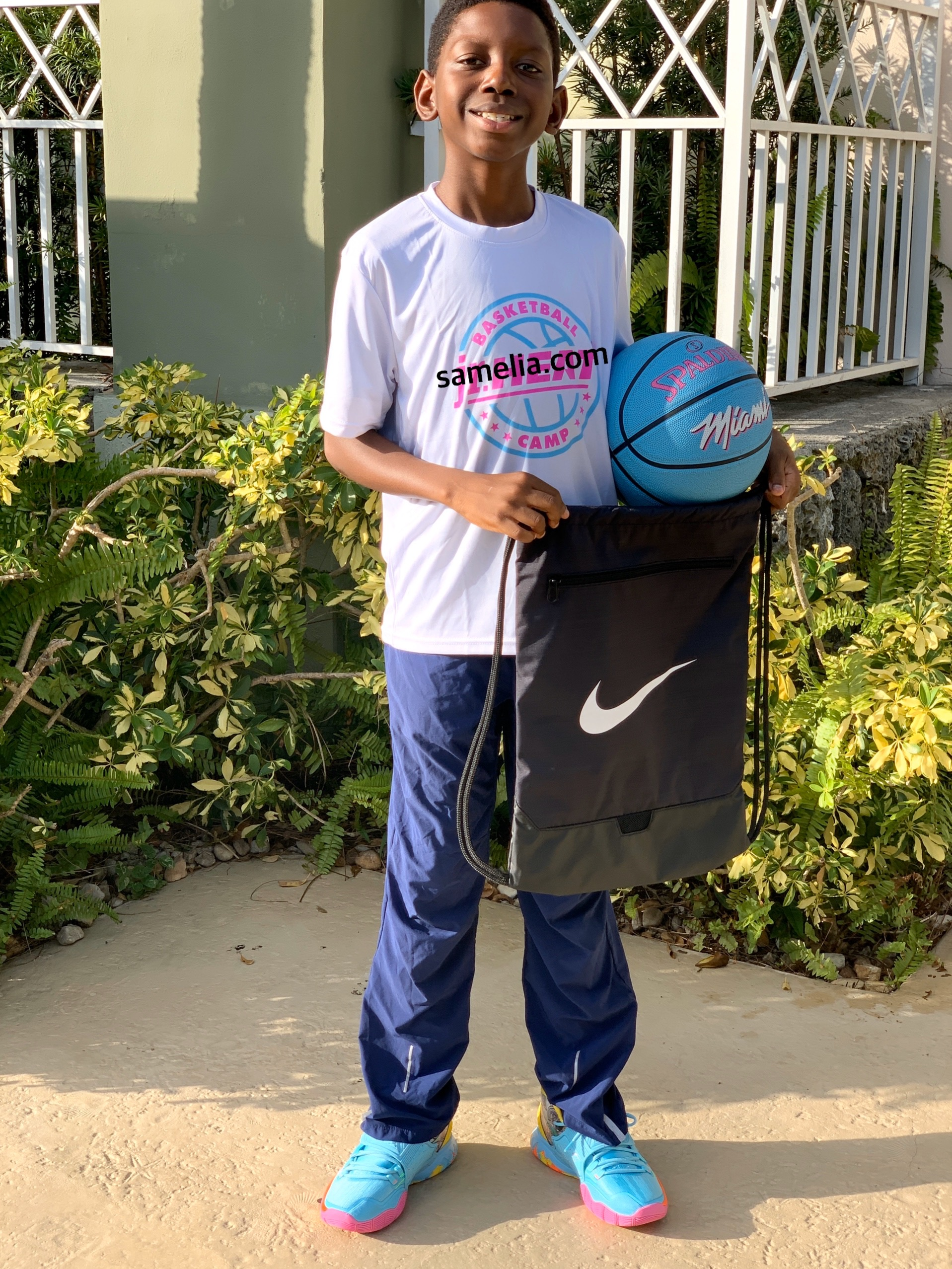 Samelia, samelia miller, Samelia's world, Samelia's world blog, Miami heat, Nike, Nike pre heat, Kyrie 6 pre heat, Kyrie 6, Kyrie Irving, Samelia Thanksgiving, Thanksgiving, Cyber Monday
