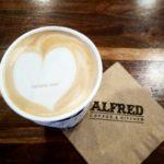 Alfred coffee & kitchen, samelia, love, love life