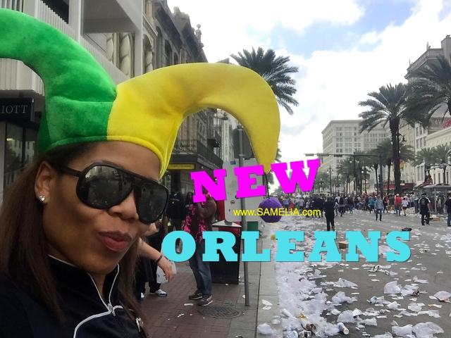 samelia, samelia miller, samelia's world, samelia's world blog, samelia mardi gras, New Orleans